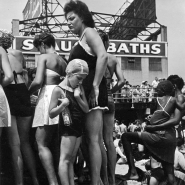 Water Fountain, Coney Island, NYC, 1938
