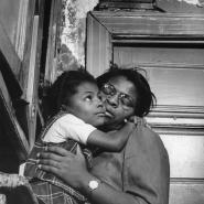 engel rebecca hugging mom 1947